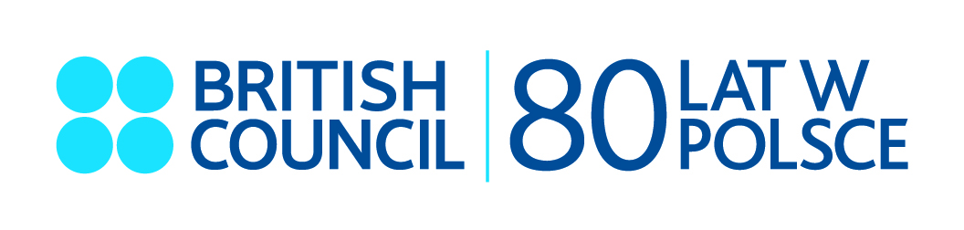 British Council Poland 80 Years PO CMYK 2col
